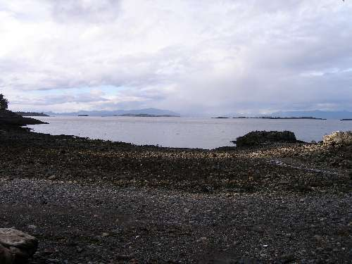 Dolphin Beach, Nanoose Bay